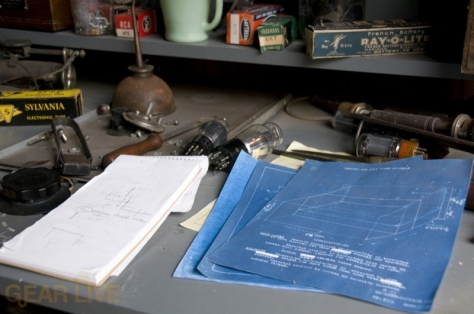 HP Garage paperwork