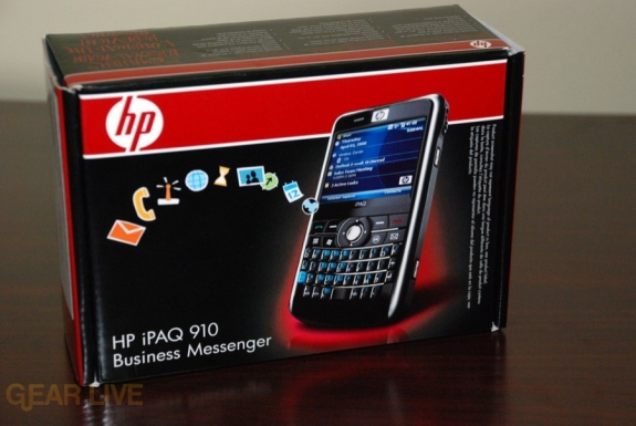 HP iPaq 914 box