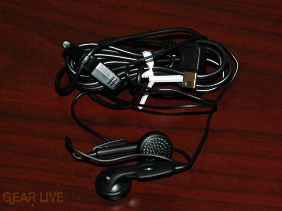 HP iPaq 914 earbuds