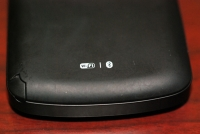 HP iPaq 914 WiFi and Bluetooth logos