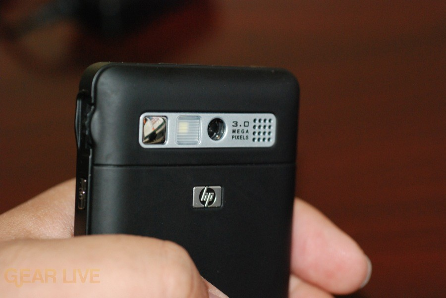 HP iPaq 914 camera