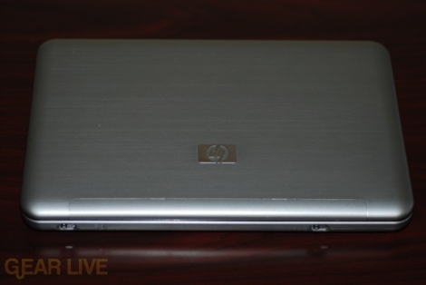 HP Mini-Note closed