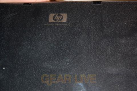 HP TX1000 Custom Finish