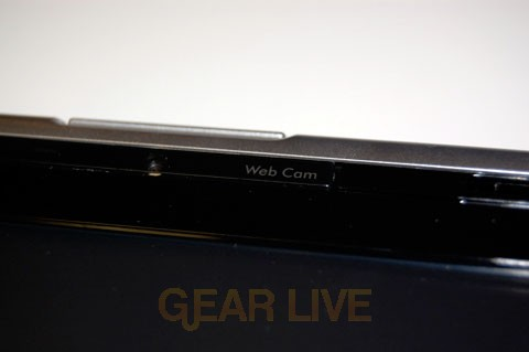 Built-in Webcam
