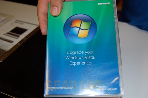 WIndows Vista Home Premium is Included
