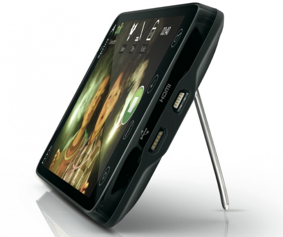 Sprint HTC EVO 4G top