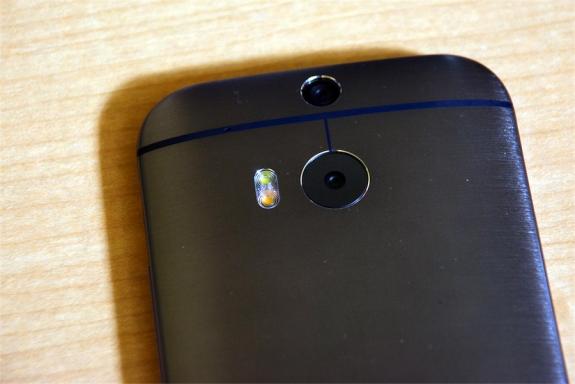 HTC One M8 duo camera review
