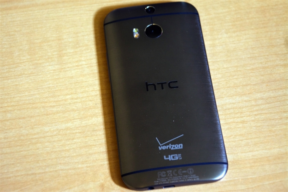 HTC One (M8) hardware body