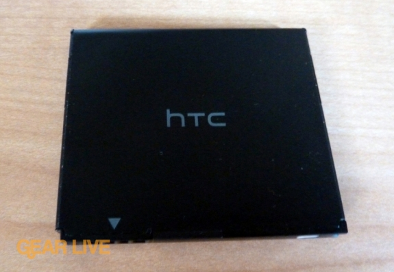 HTC Surround battery