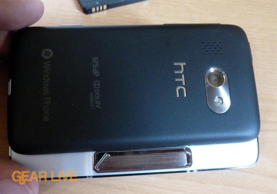HTC Surround kickstand