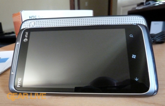 HTC Surround slider review