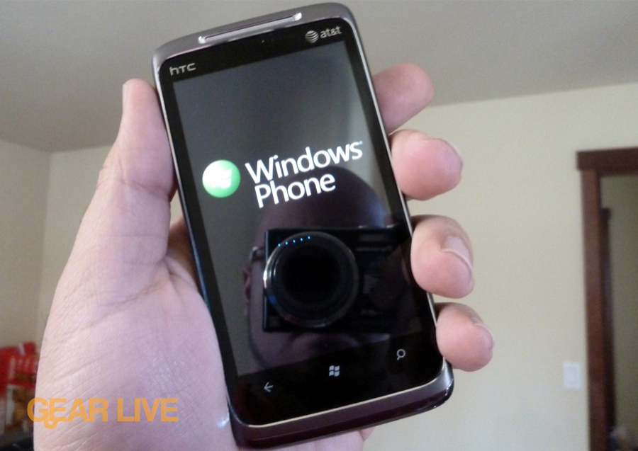 HTC Surround Windows Phone logo