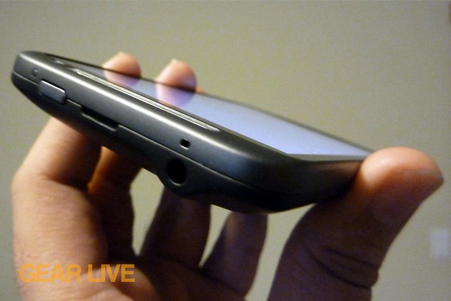 HTC Thunderbolt top