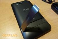 HTC Thunderbolt kickstand