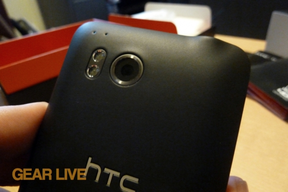 HTC Thunderbolt camera