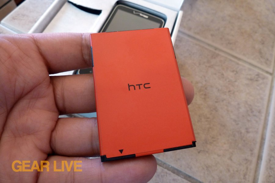 HTC Trophy battery