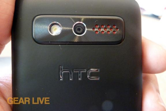HTC Trophy camera