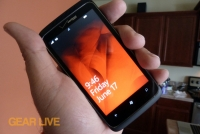 HTC Trophy Windows Phone from Verizon