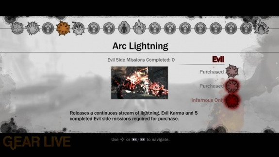 Ui Arc Lightning