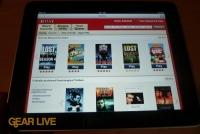 iPad apps: Netflix