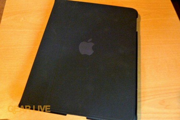 Apple iPad case: Front