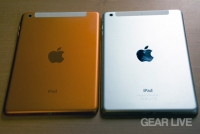 LTE iPad mini Retina vs LTE iPad mini standard