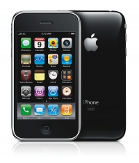 iPhone 3G S front and back
