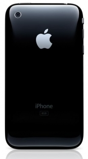 iPhone 3G: Black back