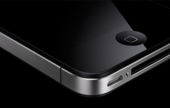 iPhone 4 home button