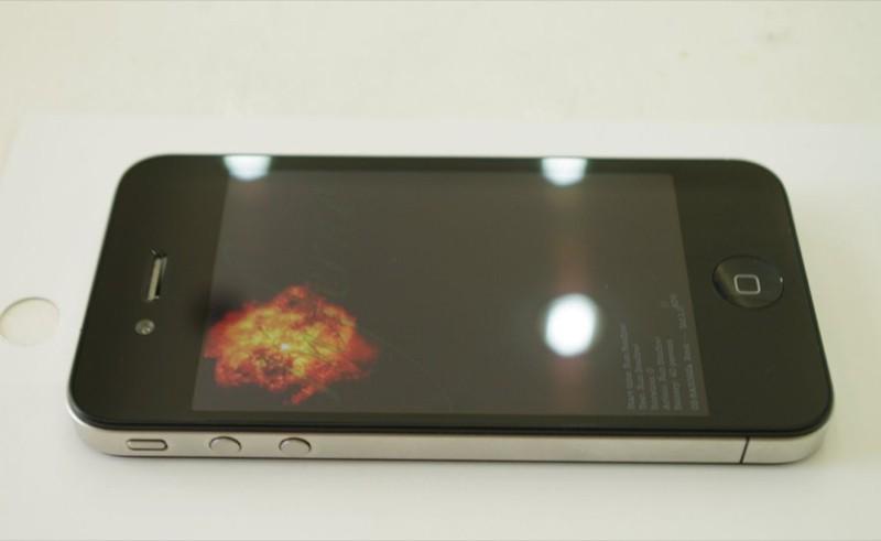 iPhone HD inferno