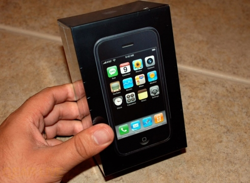 The iPhone Box