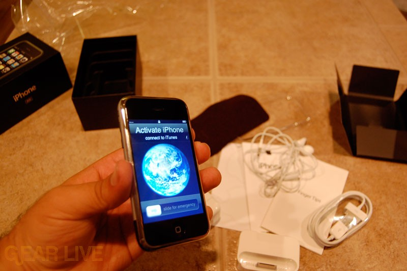 iPhone Unboxed