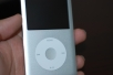 The Silver iPod classic