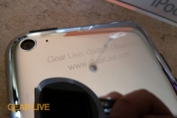 iPod touch engraving