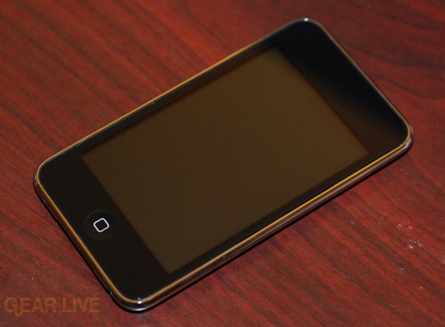 iPod touch 2G: Out of case