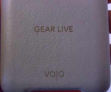 Vaja Choice: Gear Live