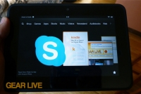 Amazon Kindle Fire HD 7 Skype