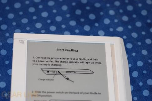 Top of Start Kindling sticker