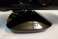 Kinect sensor base