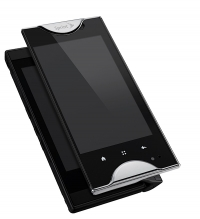 Kyocera Echo slider