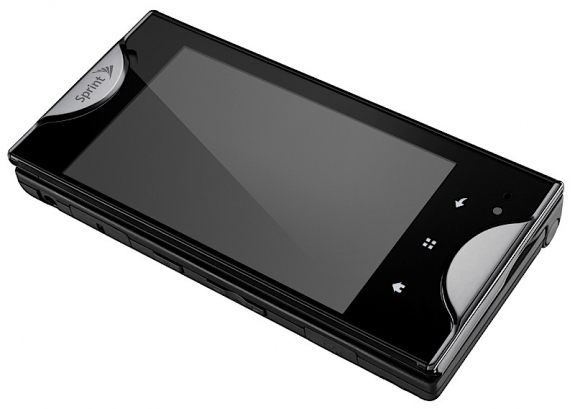 Kyocera Echo closed