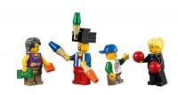 LEGO Fairground Mixer 10244 - Carnival minifigs