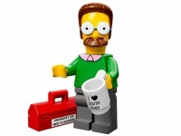 Ned Flanders The Simpsons Minifig