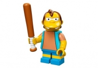 Nelson The Simpsons Minifig