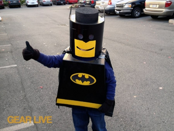 Batman LEGO Superhero Halloween costume