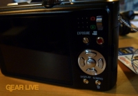 Panasonic Lumix ZS7: Back