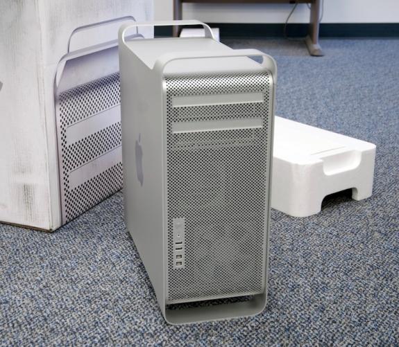 Mac Pro 12-core front