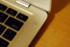MacBook Air power button
