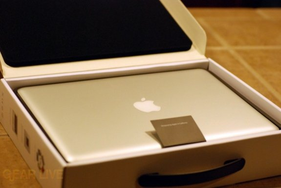 MacBook 2008 revealed