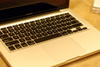 MacBook 2008 keyboard